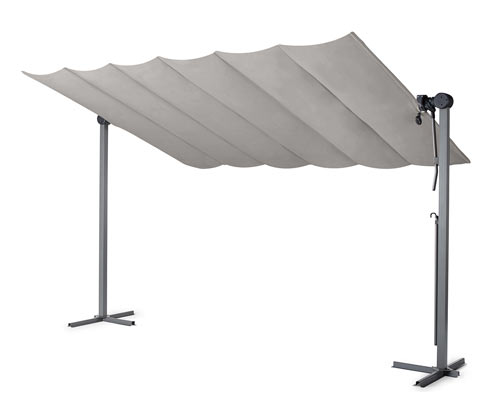 Dach przeciwsłoneczny, ok. 350 x 250 cm