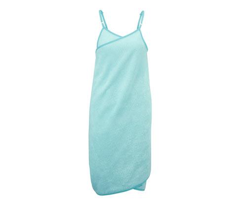 Ręcznik-sukienka 2 w 1 z bawełny ekologicznej