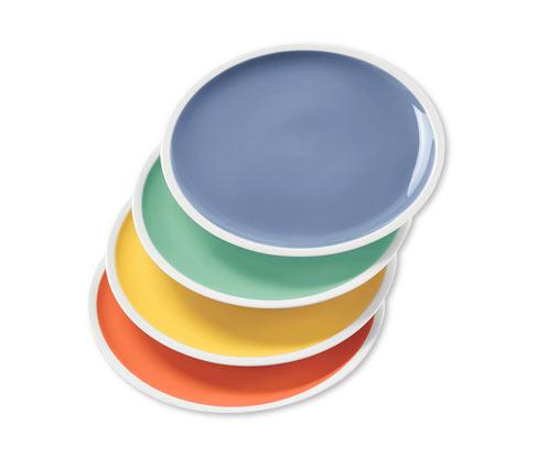 Snídaňové talíře, 4 ks