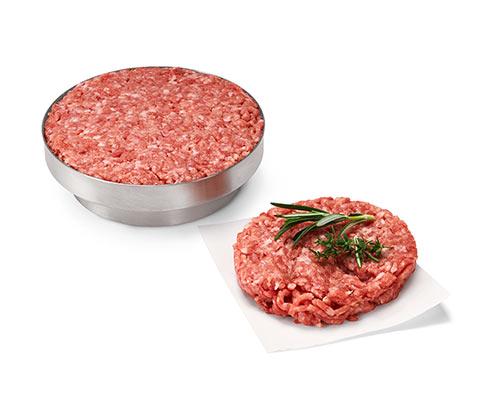Formička na hamburgery