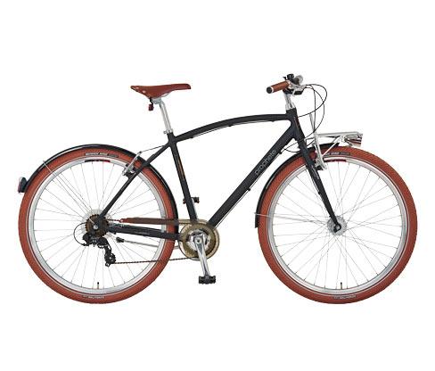 Prophete-»Genießer 9.2 Alu City Bike«, 28″-Herrenfahrrad