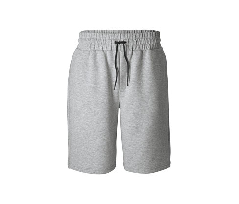 Férfi sport rövidnadrág, szürke