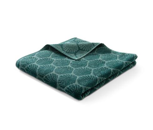 Żakardowy ręcznik kąpielowy