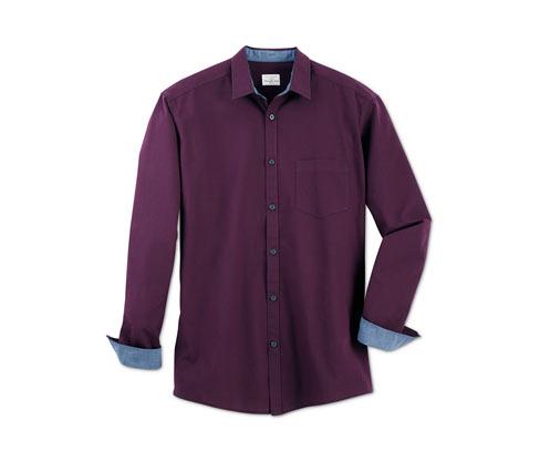 Koszula z kołnierzem typu kent