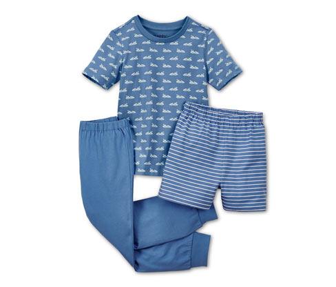 3-dielne pyžamo