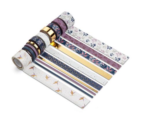 10 taperuller til dekoration