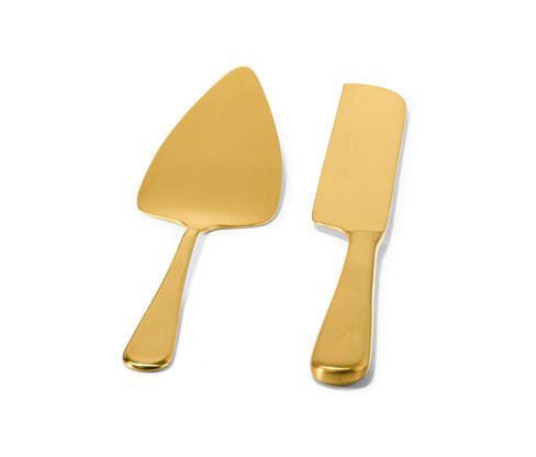Lopatka a nůž na dort