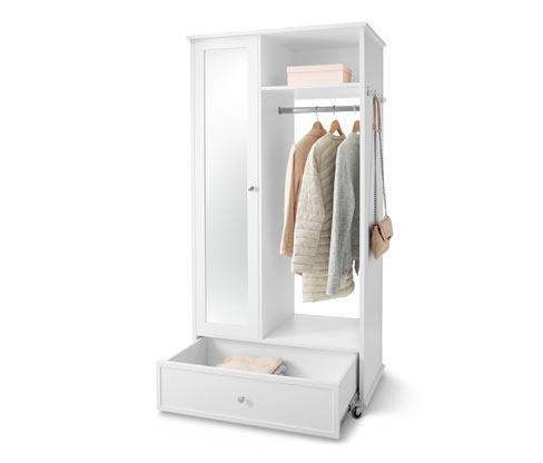 Mobilna garderoba