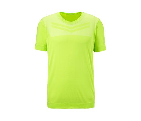 Bezešvé funkční tričko