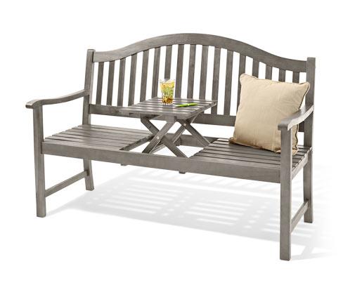 3-osobowa ławka ogrodowa