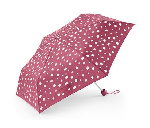 Dětský skládací deštník s efektem změny barvy