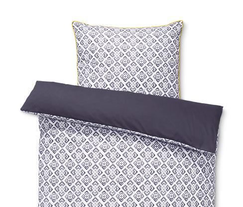 Dwustronna pościel ze wzmocnionej bawełny, wielkość standardowa