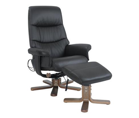 Schwingungsfrequenz-Relax-Massagesessel »Alpha 2129«