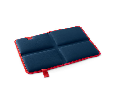 Foldbar termopude