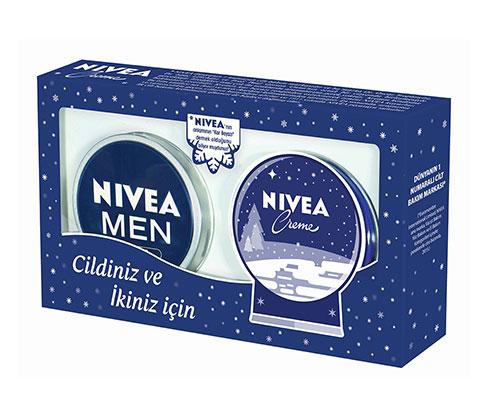 Nivea Cream 75Ml & Care Cream 75Ml