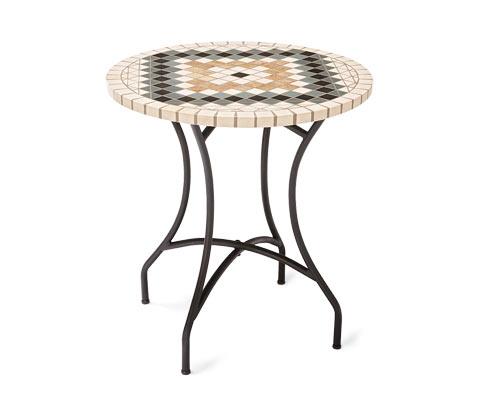 Mozaikový stolek