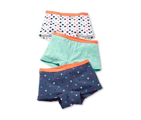 Dívčí kalhotky, 3 ks