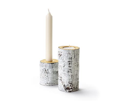 2 Kerzenhalter