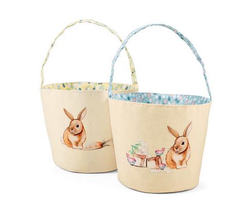 Tašky na velikonoční vajíčka, 2 ks