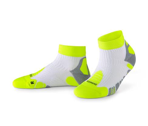 High performance futó zokni