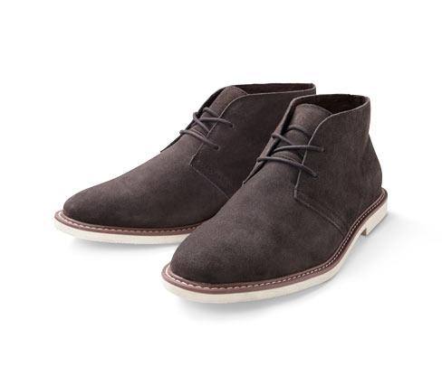 Kotníkové boty safari