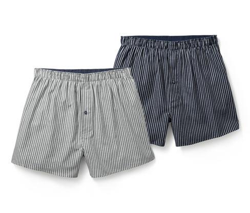 Flanelové boxerky, 2 ks