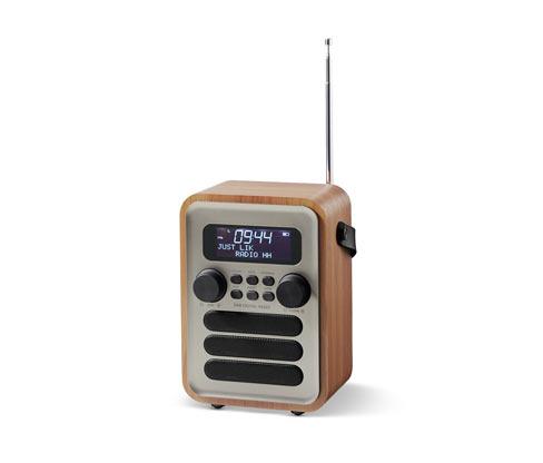DAB+ digitálne rádio