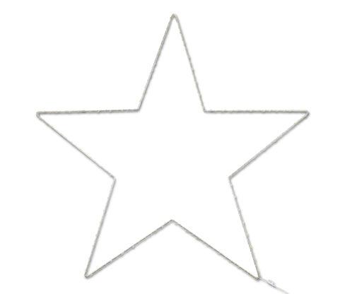 LED Metal Yıldız, büyük