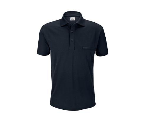 Poloshirt i jersey