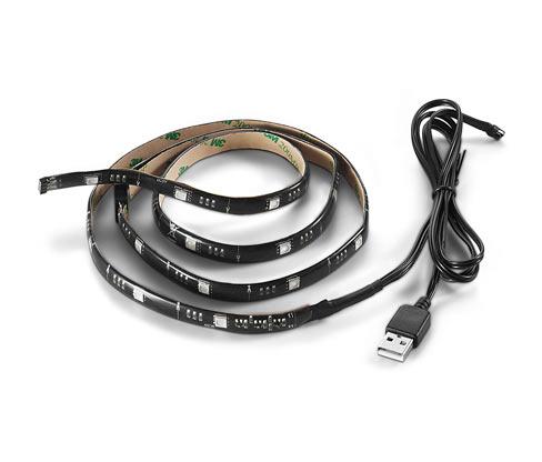 LED podsvícení televize