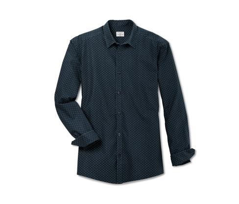 Koszula oksford z kołnierzem typu kent