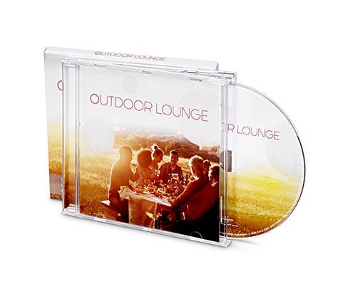 Płyta CD »Outdoor Lounge«