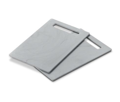 2 planches à découper aspect marbre