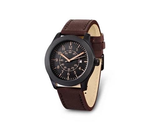 Męski zegarek kwarcowy