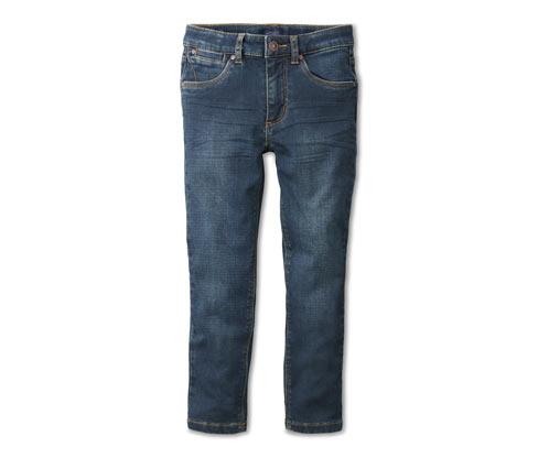 Spodnie dresowe stylizowane na dżins