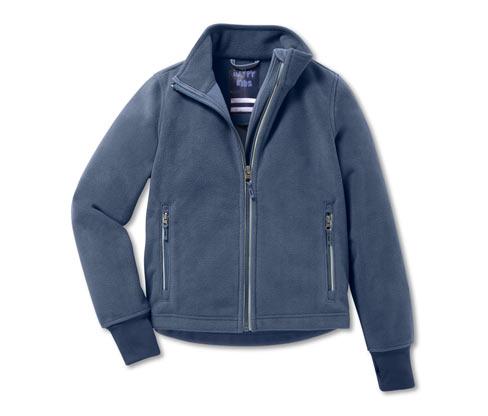 Funkční fleecová bunda
