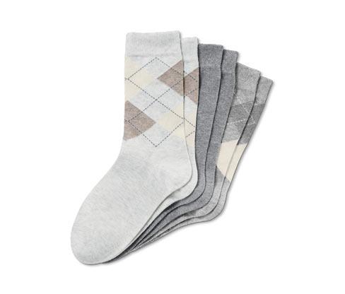 Ponožky, 3 páry