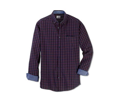 Košile s límečkem s knoflíčky