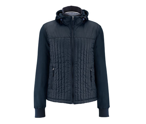 Sweat-Steppjacke