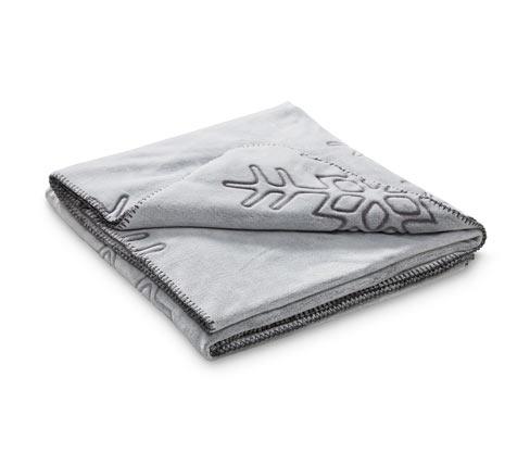 Oboustranná měkoučká deka