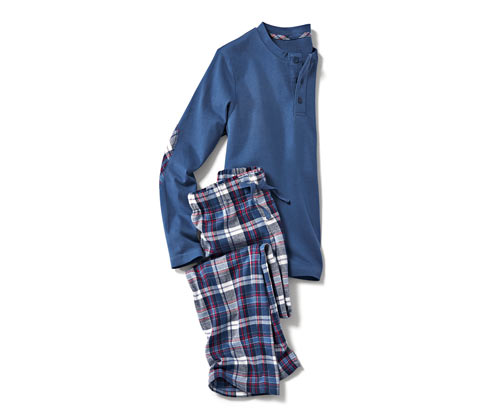 Fiú pizsama, hosszú