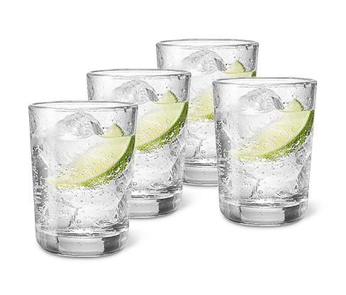 4 Wassergläser