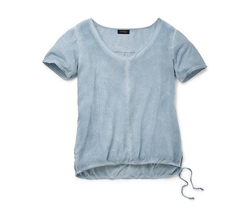 Koszulka, błękitna