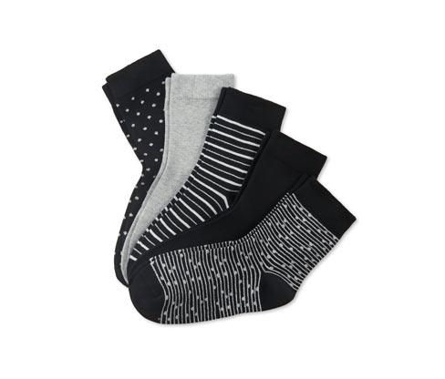 5 Paar Socken