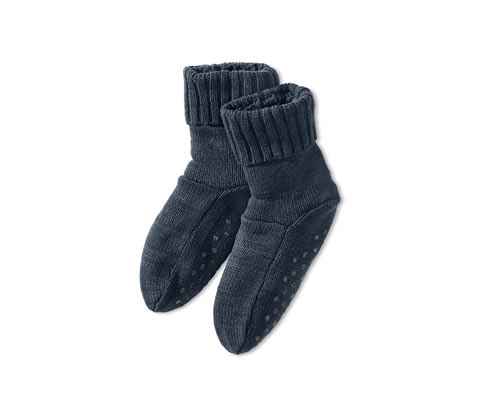 Chaussons-chaussettes
