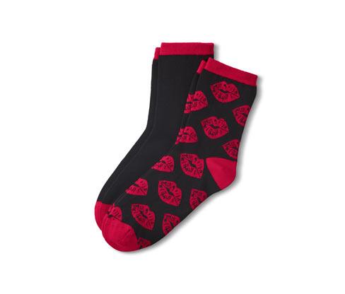 Dámské ponožky, 2 páry