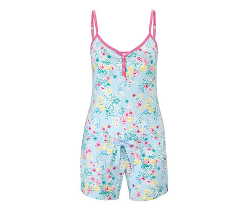 Jumpsuit-Schlafanzug