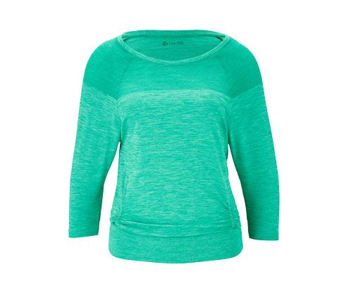 Funkčné tričko »Seamless« s trojštvrťovými rukávmi