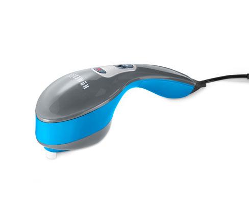 Urządzenie do masażu wibracyjnego do obsługi jedną ręką