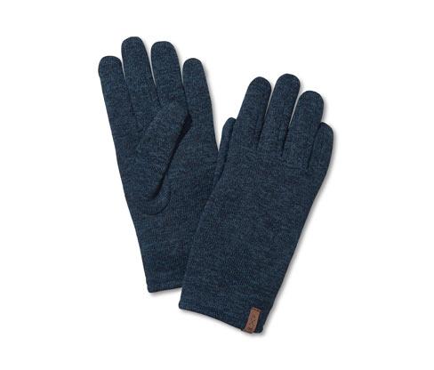 Strickfleece-Handschuhe